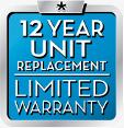 12 Year Unit Replacement Warranty, Daikin Furnaces, Salmon Plumbing & Heating, London, Ontario