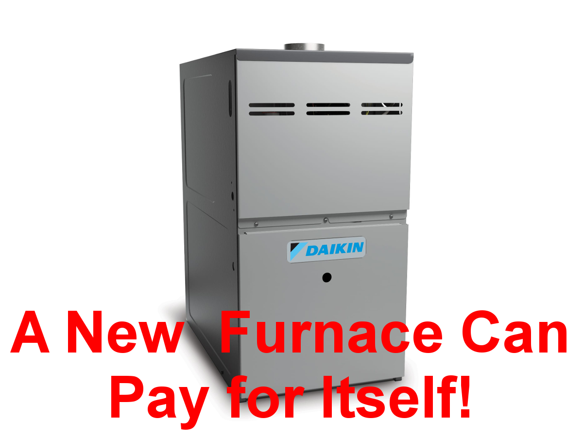A New Furnace Can Pay for Itself