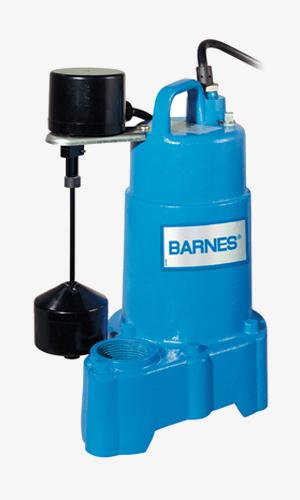Barnes Sump Pumps, Salmon Plumbing & Heating, London, Ontario