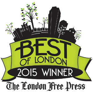 Best of London 2015, Salmon Plumbing & Heating, London, Ontario