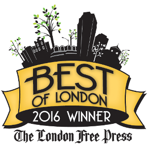 Best of London 2016, Salmon Plumbing & Heating, London, Ontario