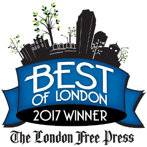 Best of London 2017, Salmon Plumbing & Heating, London, Ontario