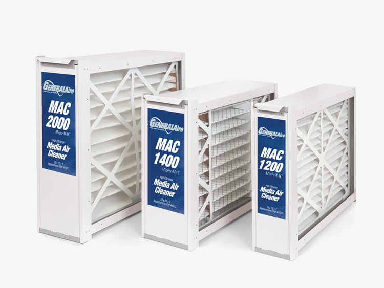 GENERALAire MAC Series Air Cleaners, Salmon Plumbing & Heating, London, Ontario