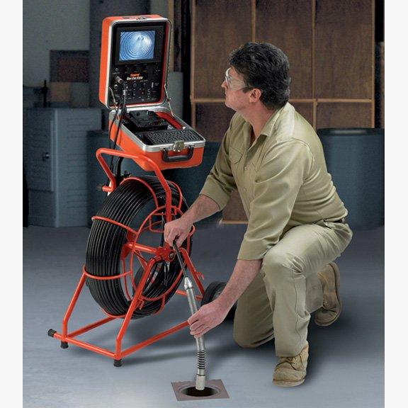 Video Inspection, Salmon Plumbing & Heating, London, Ontario
