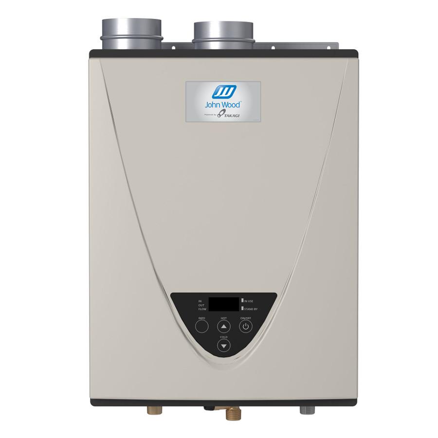 John Wood Tankless Hot Water Heater