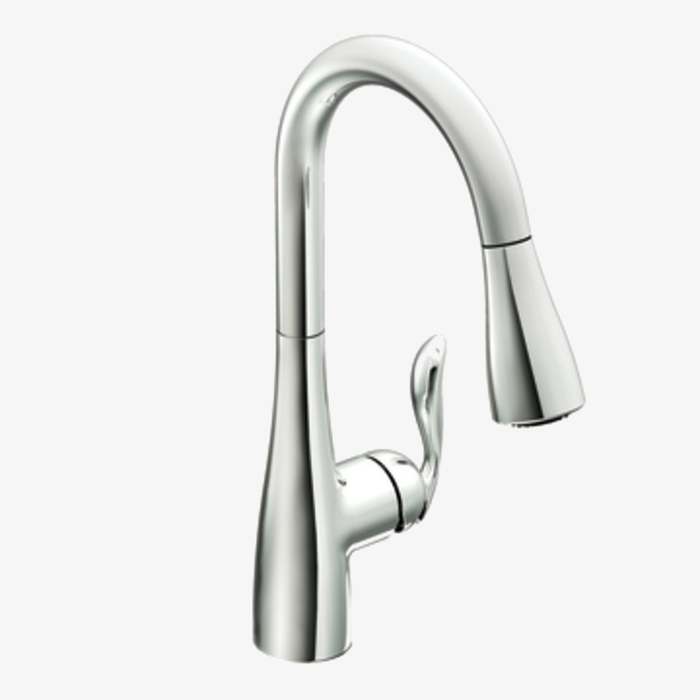 Moen7594 Kitchen Faucet, Salmon Plumbing & Heating, London, Ontario