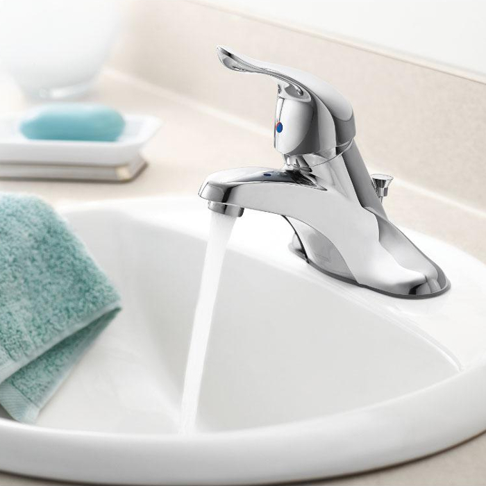 Moen Chateau Faucet, Salmon Plumbing & Heating, London, Ontario