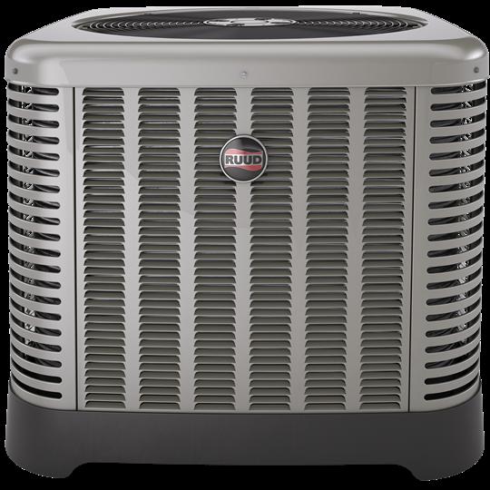 Ruud Air Conditioner RA16, Salmon Plumbing & Heating, London, Ontario