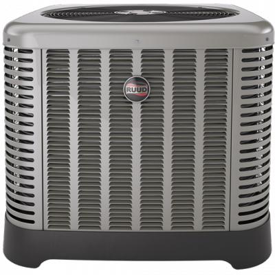 Ruud Air Conditioner, Salmon Plumbing & Heating, London, Ontario