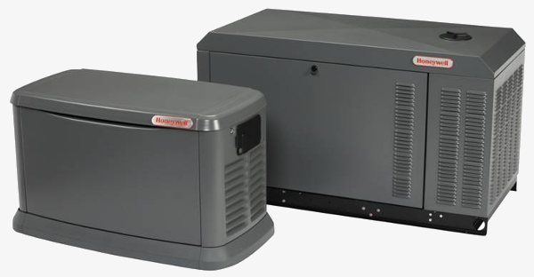 Honeywell Standby Generators, Salmon Plumbing & Heating, London, Ontario