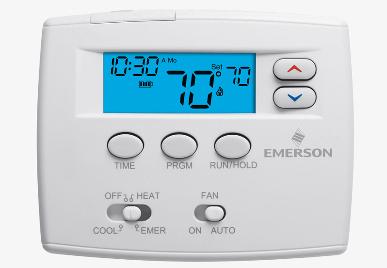 Emerson Thermostats, Salmon Plumbing & Heating, London, Ontario