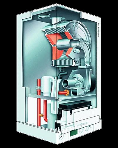 Viessmann Boiler, Salmon Plumbing & Heating, London, Ontario