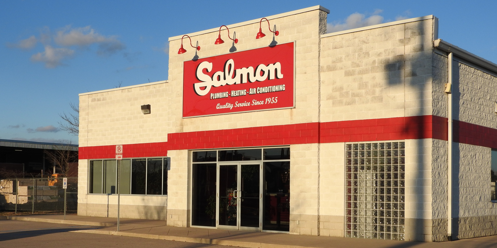 Salmon Plumbing & Heating - Shop