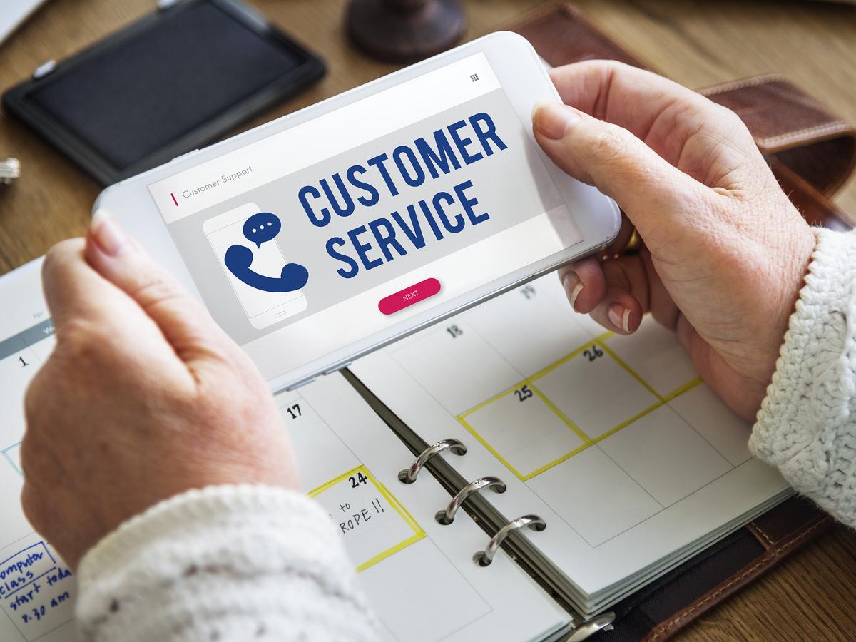 Scheduling a Service Call